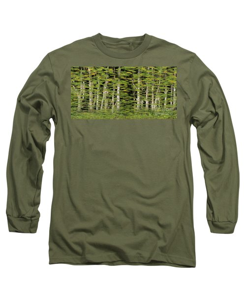 Inverted Reality Long Sleeve T-Shirt