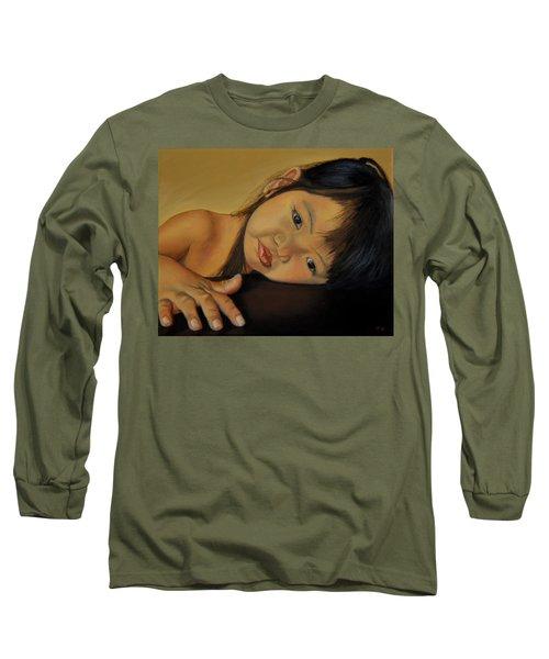 Amelie-an 11 Long Sleeve T-Shirt