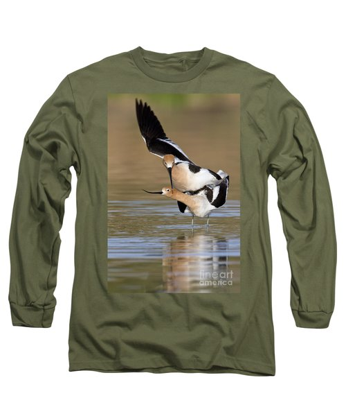 American Avocets Long Sleeve T-Shirt