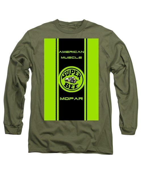 American Muscle - Mopar Long Sleeve T-Shirt