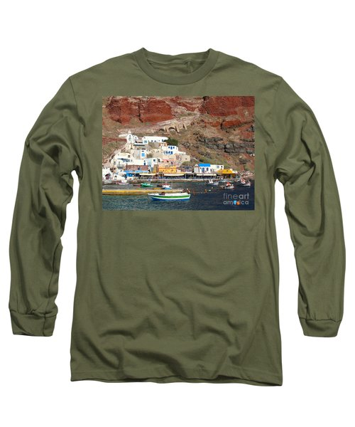 Amoudi Bay Long Sleeve T-Shirt