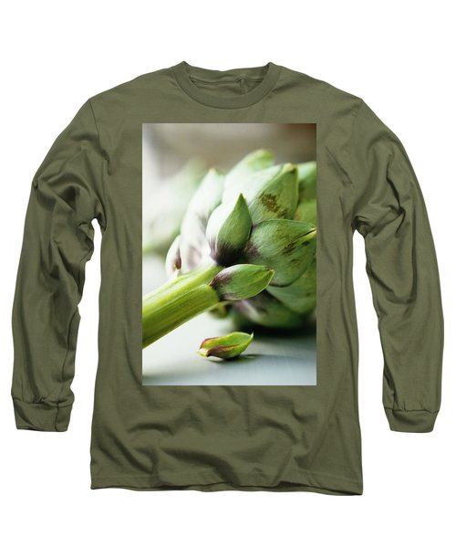 An Artichoke Long Sleeve T-Shirt