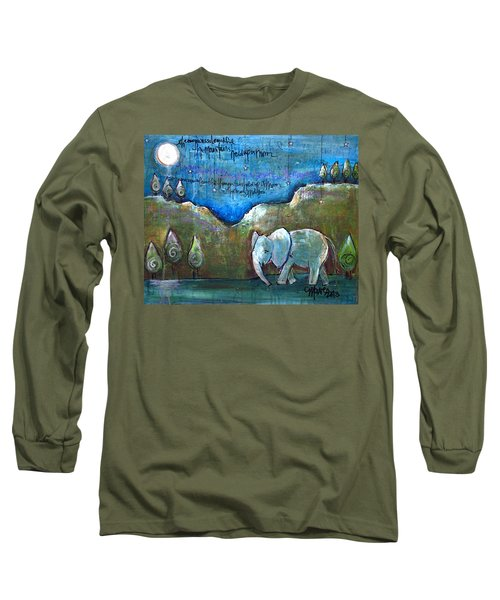 An Elephant For You Long Sleeve T-Shirt