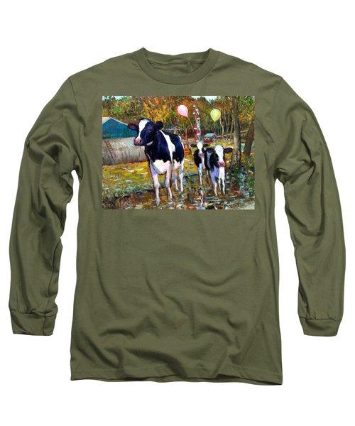 An007 Long Sleeve T-Shirt