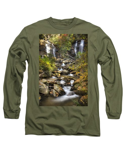 Ana Ruby Falls In Autumn Long Sleeve T-Shirt