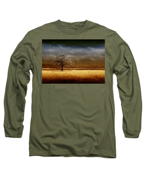 And The Rains Came Long Sleeve T-Shirt by Holly Kempe