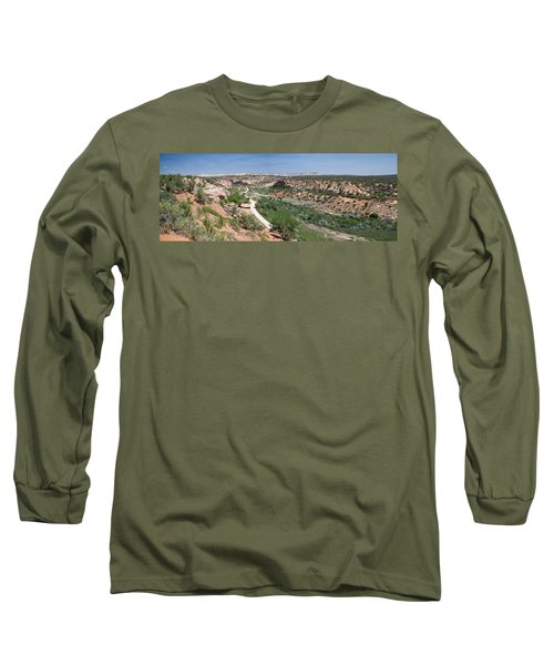 Angel Canyon Utah Long Sleeve T-Shirt