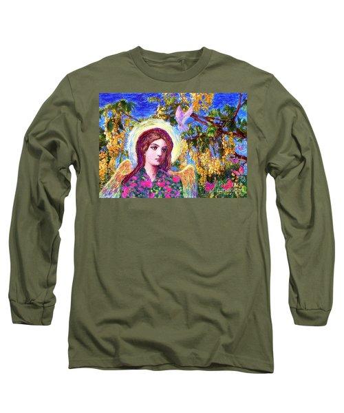 Angel Love Long Sleeve T-Shirt