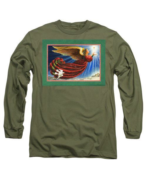 Angel Of The Star Long Sleeve T-Shirt