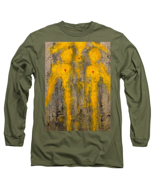 Angels I Have Seen Long Sleeve T-Shirt