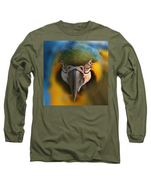 Angry Bird 2 Long Sleeve T-Shirt