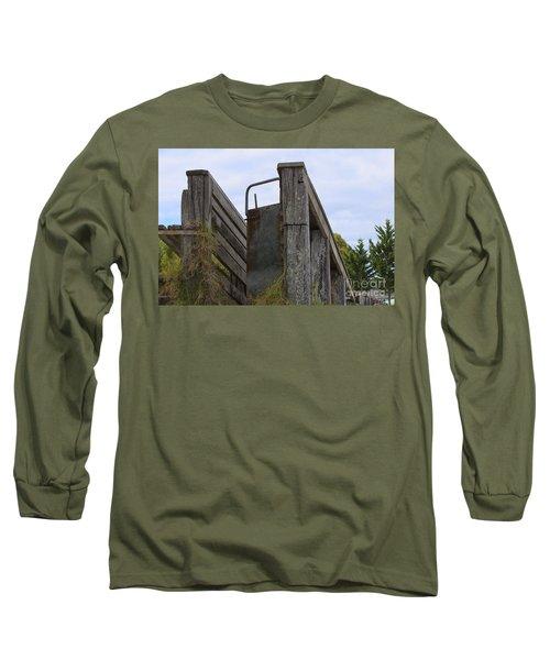Animal Ramp Long Sleeve T-Shirt