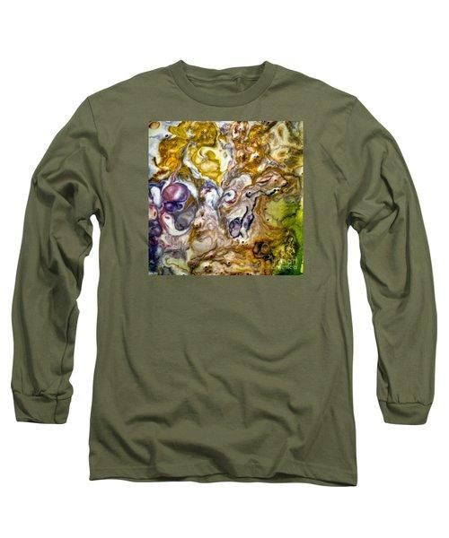 Animals Gone Wild Long Sleeve T-Shirt