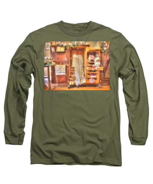 Antique Armoire Long Sleeve T-Shirt