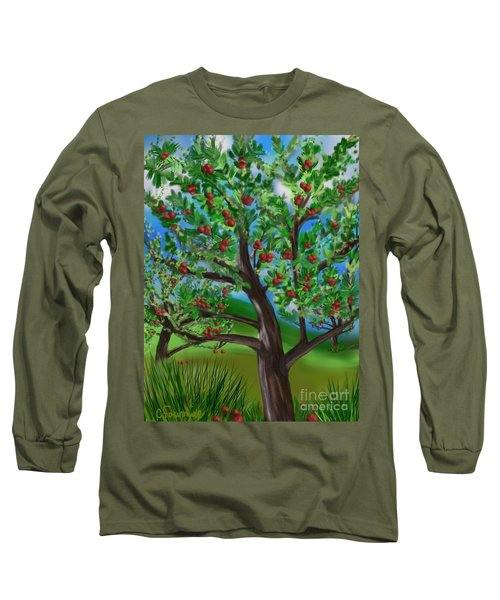 Apple Acres Long Sleeve T-Shirt