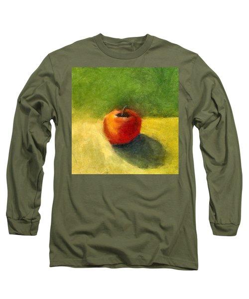 Apple Still Life No. 98 Long Sleeve T-Shirt
