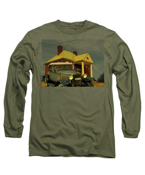 Approaching Storm Long Sleeve T-Shirt