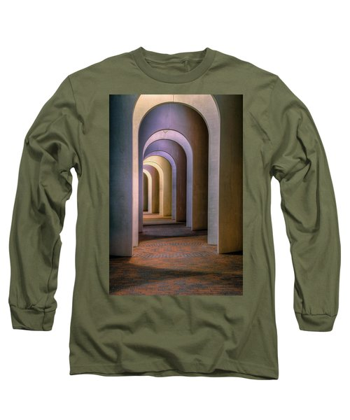 Arches Of The Ferguson Center Long Sleeve T-Shirt