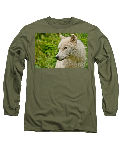 Arctic Wolf Pictures 241 Long Sleeve T-Shirt