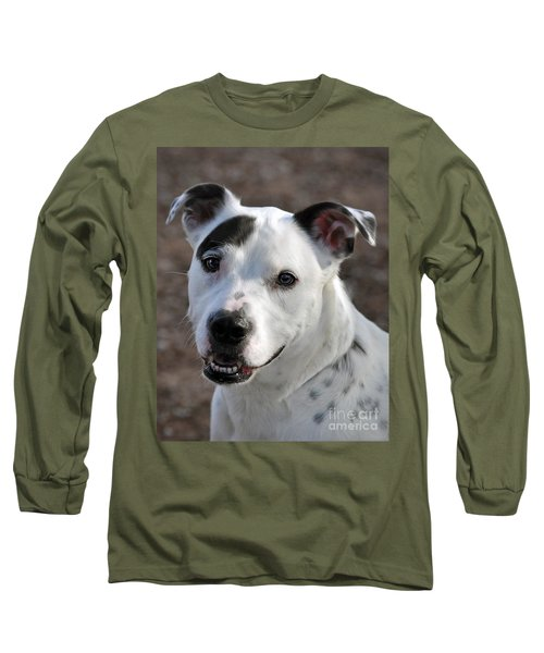 Long Sleeve T-Shirt featuring the photograph Are You Looking At Me? by Savannah Gibbs