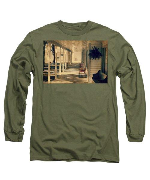 Arnold Park's Shops Long Sleeve T-Shirt