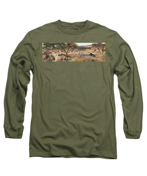 Arrival Long Sleeve T-Shirt
