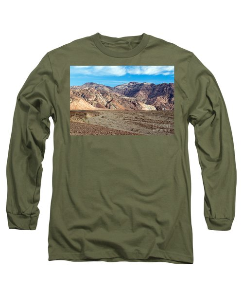 Artist Drive Death Valley National Park Long Sleeve T-Shirt