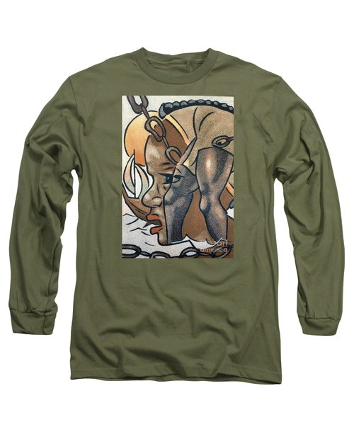 Artists Of Oasis  Long Sleeve T-Shirt by Fania Simon