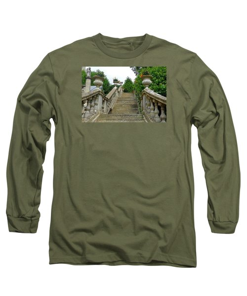 Ascending Garden Long Sleeve T-Shirt