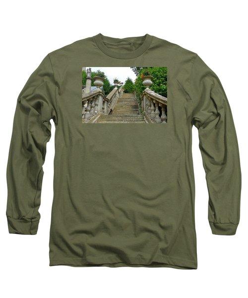 Ascending Garden Long Sleeve T-Shirt