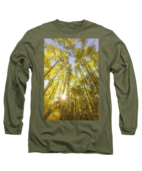Aspen Day Dreams Long Sleeve T-Shirt