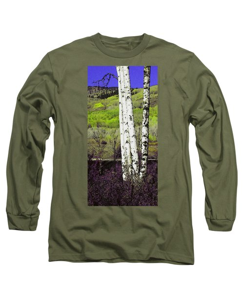 Aspens 4 Long Sleeve T-Shirt