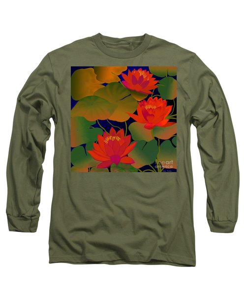 Aura Long Sleeve T-Shirt