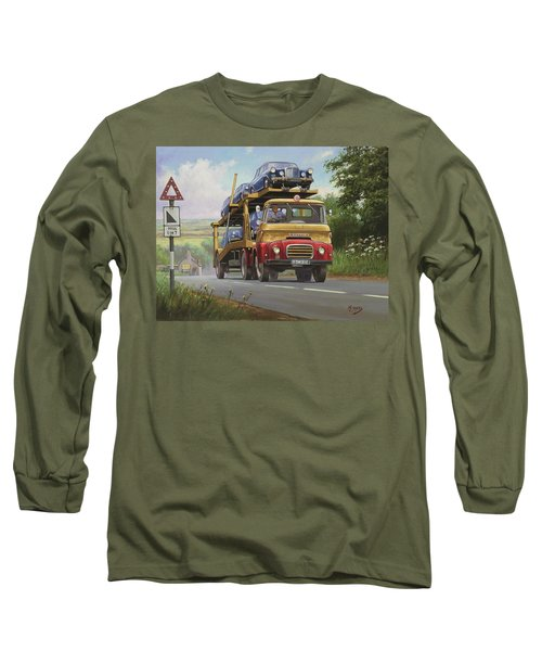 Austin Carrimore Transporter Long Sleeve T-Shirt