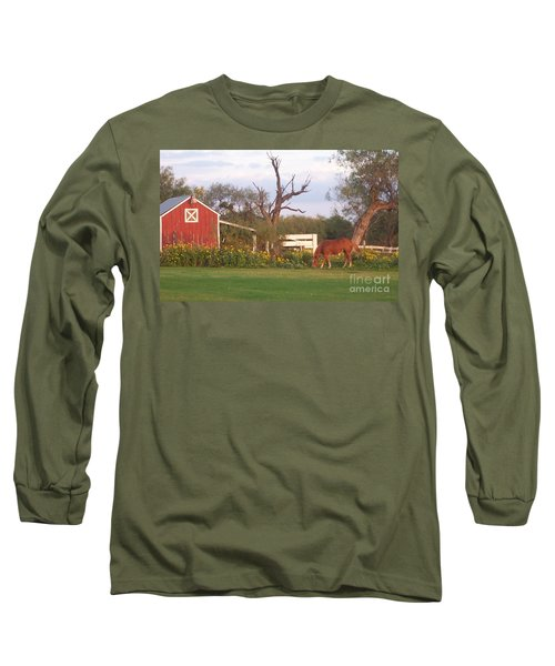 Autumn Abundance Long Sleeve T-Shirt