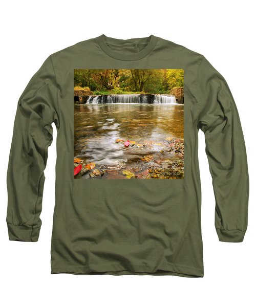 Autumn At Valley Creek Long Sleeve T-Shirt