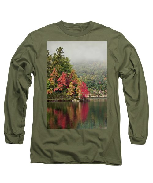 Autumn Breath Long Sleeve T-Shirt