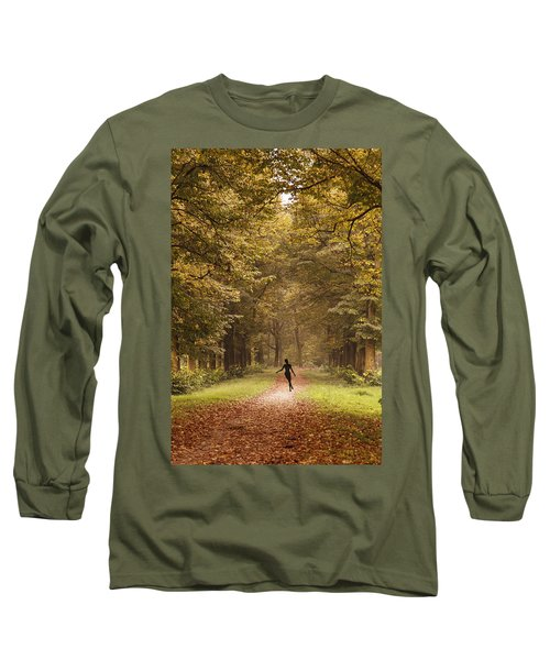 Autumn Dance Long Sleeve T-Shirt