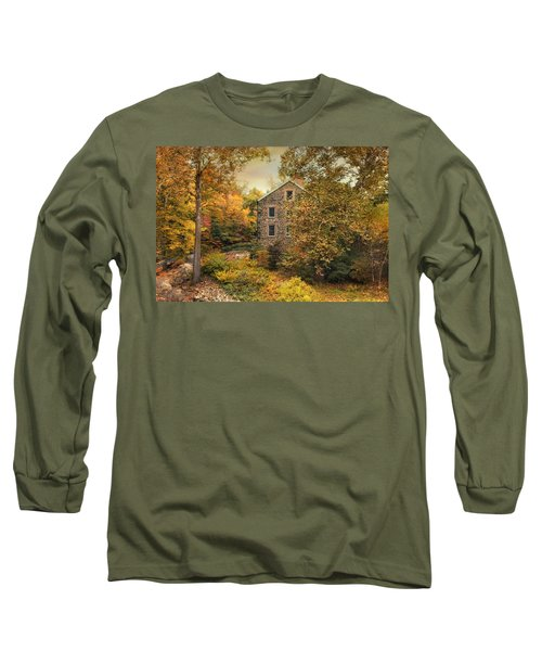 Autumn Stone Mill Long Sleeve T-Shirt
