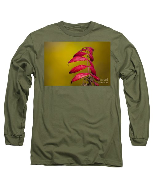 Autumn Sumac Long Sleeve T-Shirt