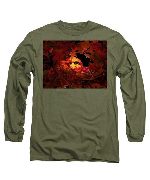 Autumn Sun Long Sleeve T-Shirt