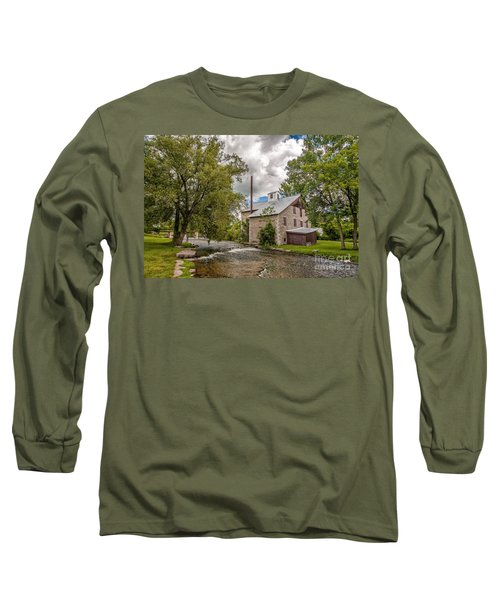 Babcock Mill Long Sleeve T-Shirt
