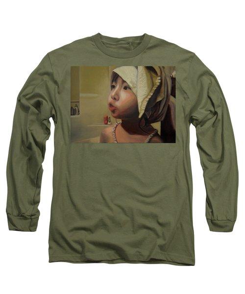 Baby Bath Mama Long Sleeve T-Shirt