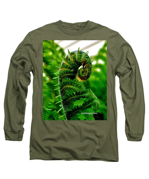Baby Fern Long Sleeve T-Shirt