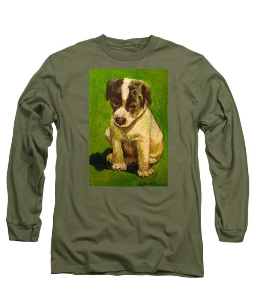 Baby Jack Russel Long Sleeve T-Shirt