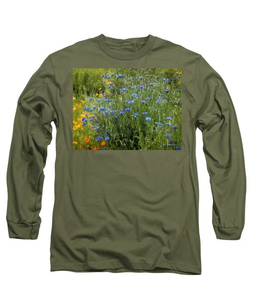 Bachelor's Meadow Long Sleeve T-Shirt