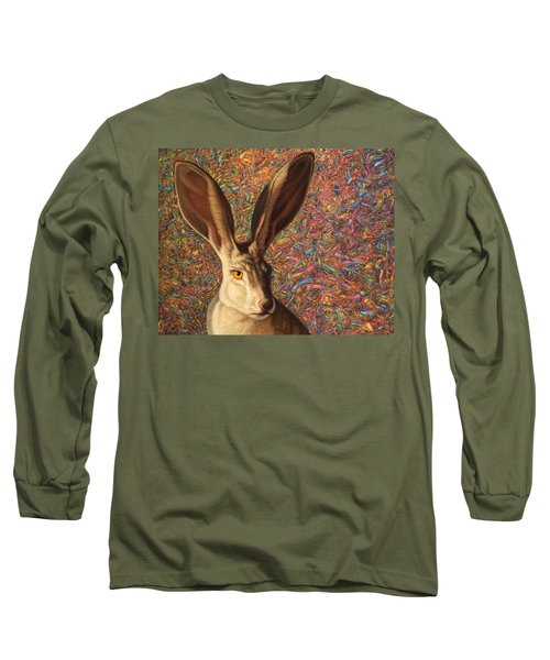 Background Noise Long Sleeve T-Shirt