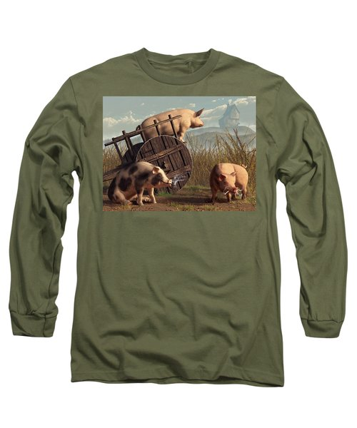 Bad Pigs Long Sleeve T-Shirt