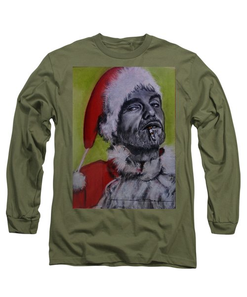Bad Santa Long Sleeve T-Shirt