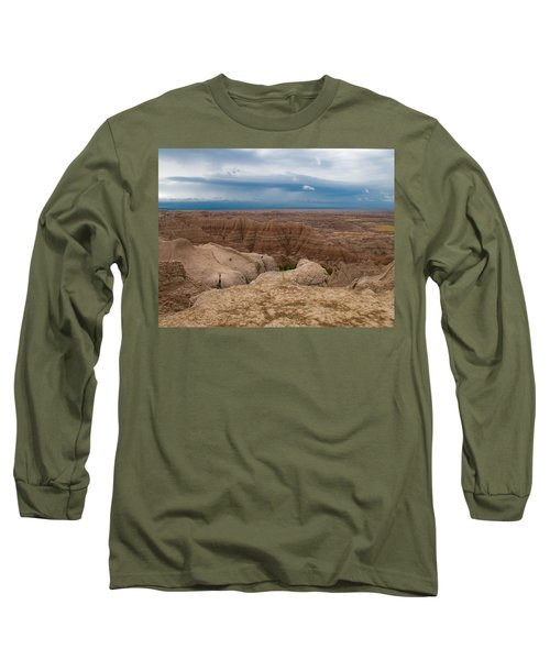 Badlands South Dakota Long Sleeve T-Shirt